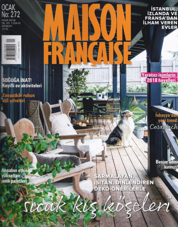 MAISON FRANCAISE KAPAK